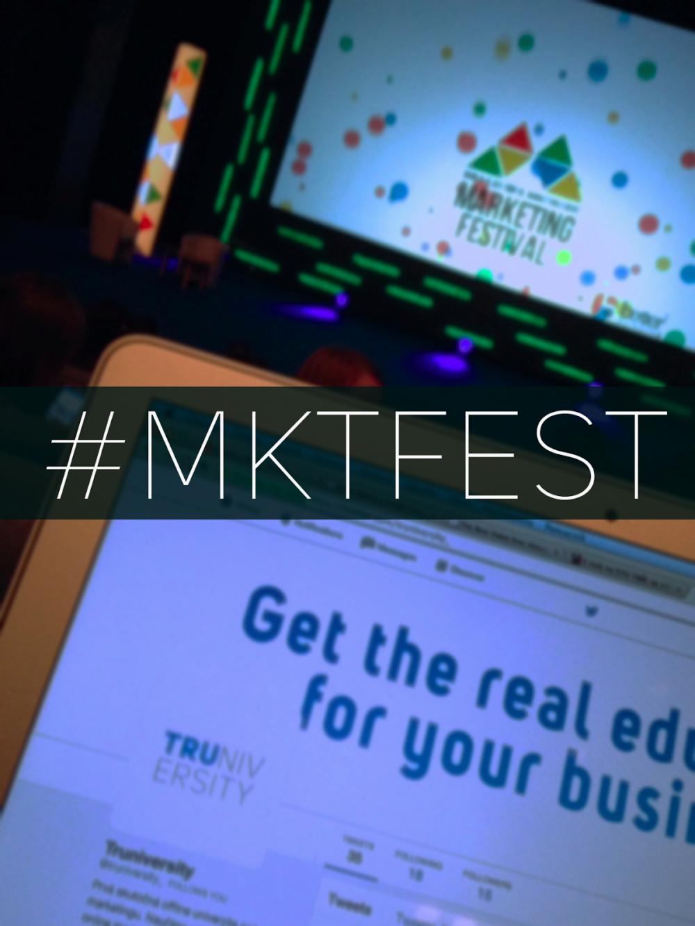 #MKTFEST 2014 Brno - Truniversity