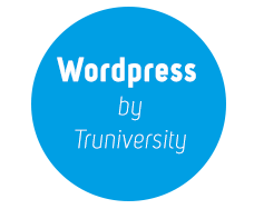 wordpress by truniversity