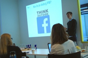 Think outside Facebook - Kurz Facebook marketingu - Patrik Barták - Trunivestity