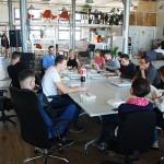 Kurz performance marketingu - obed v Connecte - Truniversity